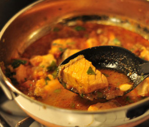 Goan Salmon Curry