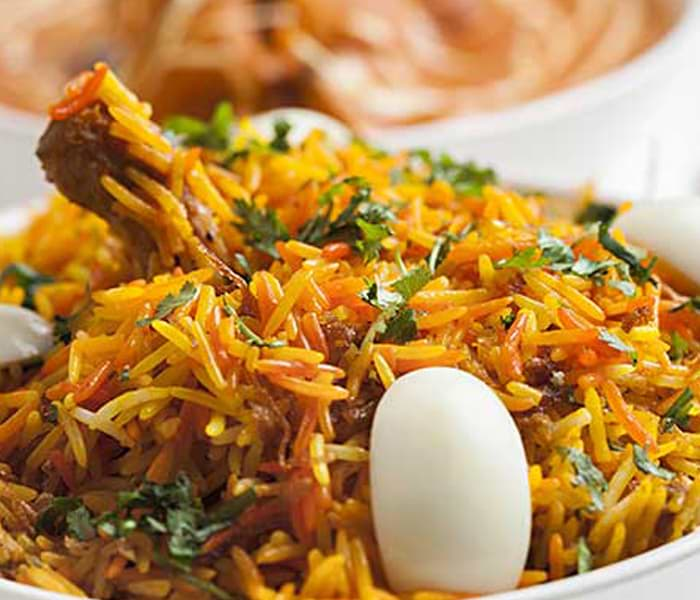 Indian Restaurant Video